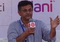 Mahendrasinh Parmar Gujarati writer (cropped).png