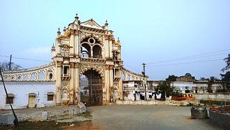 Padrauna - Main Gate of the Palace