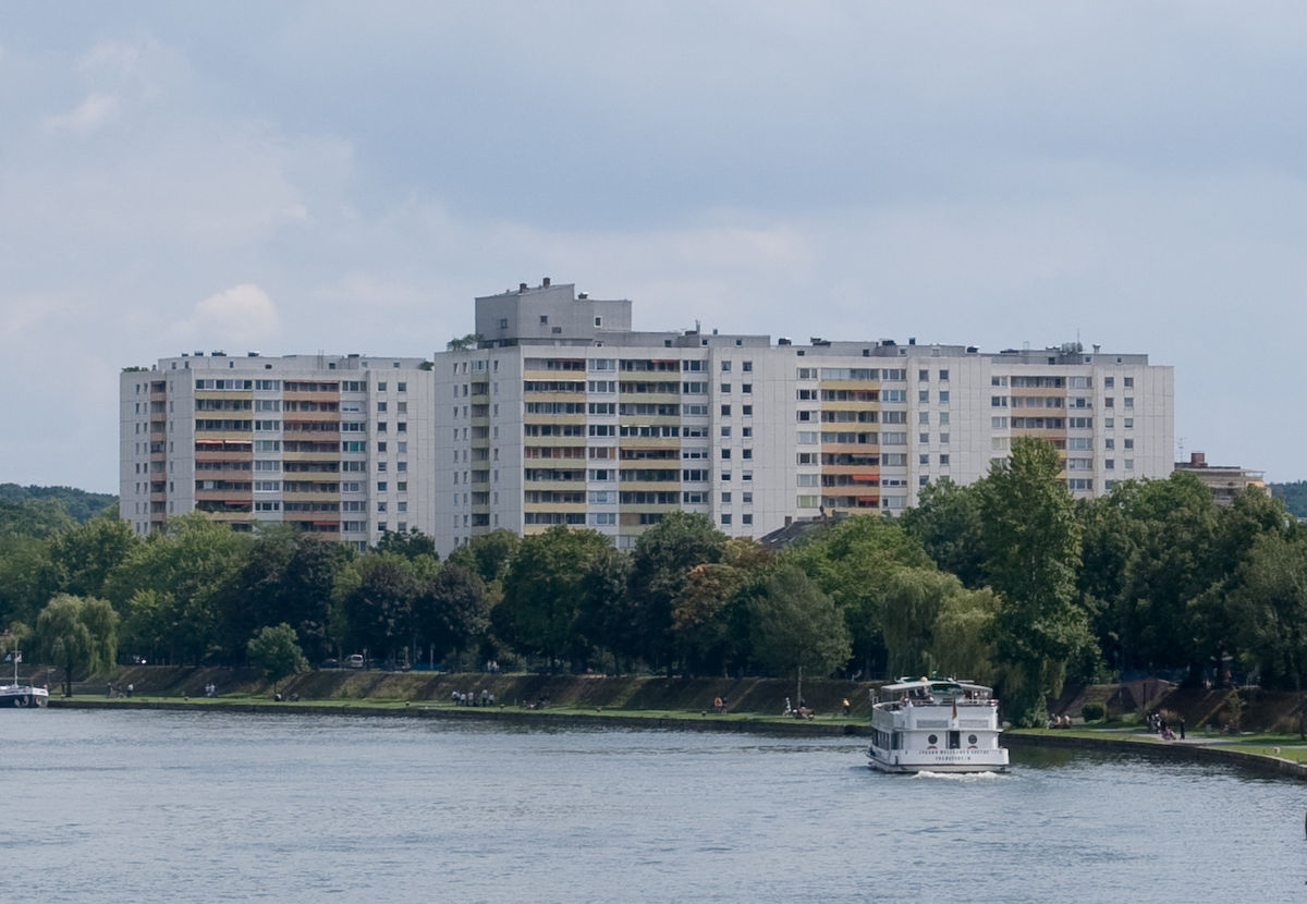 Mainpark wikipedia for Offenbach hochschule