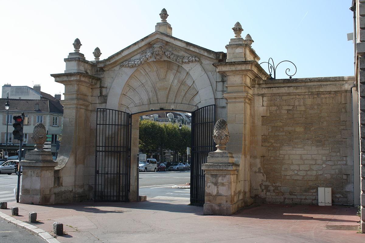 Portes de maisons laffitte wikip dia - Le chalet des iles porte de la muette ...