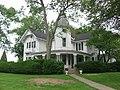 Maj. John C. Baker House, Mechanicsburg.jpg