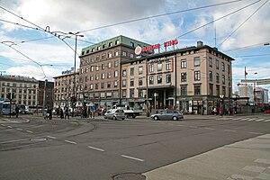 Majorstuen - Majorstuen Metro Station