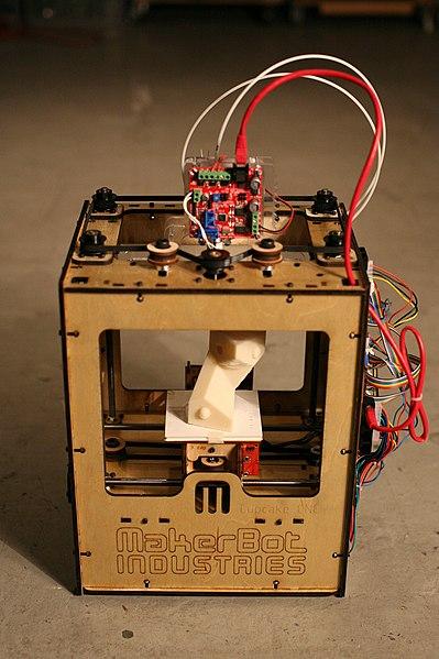 3d printer, Makerbot