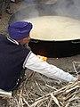 Making of brown sugar in Punjab 09.jpg