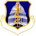 Malcolm Grow USAF Medical Center emblem.png