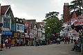 Mall Road and Kali Bari Road - Scandal Point - Shimla 2014-05-07 1192.JPG