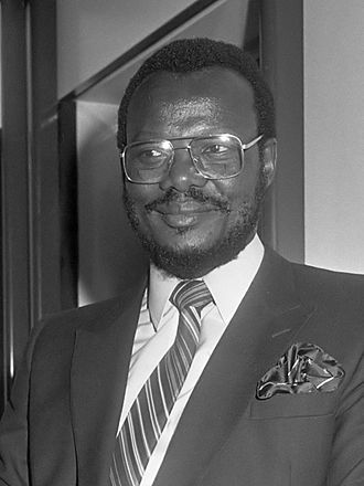 South African general election, 1994 - Image: Mangosuthu Buthelezi (1983)