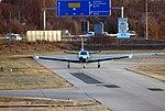 Mannheim City Airport - Socata TBM-930 - D-FELE - 2019-02-25 17-32-44.jpg