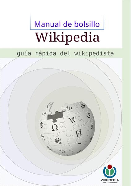File:Manual de Bolsillo Wikipedia - Wikimedia Argentina.pdf