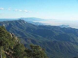 Manzano Mountain Wilderness