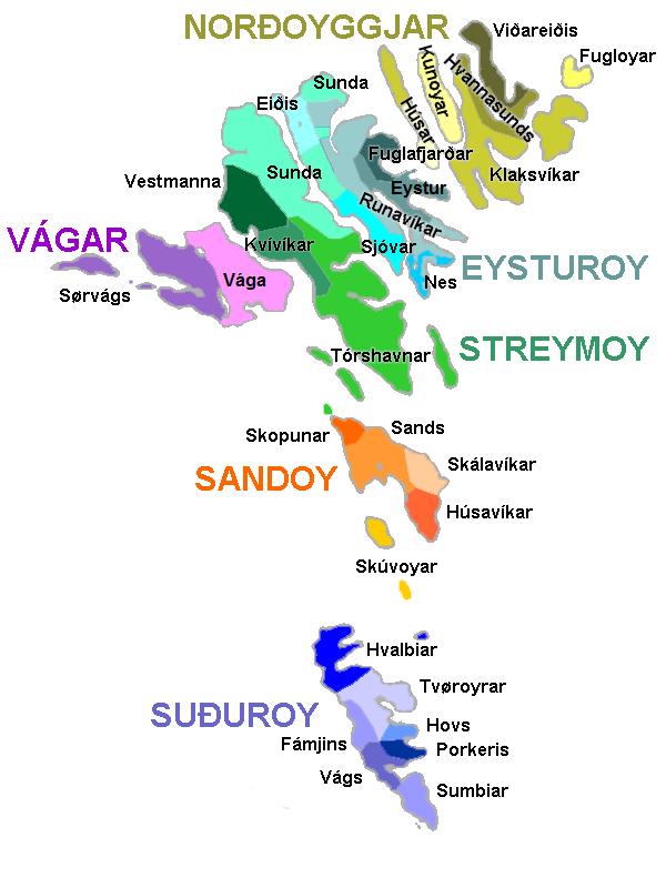 Map-kommunur-foroya-2009