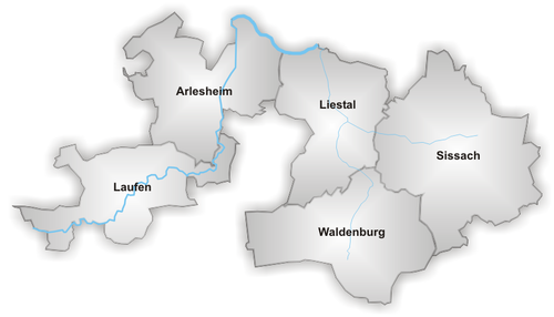 Districts of Switzerland Wikiwand