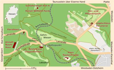 Chausseehaus Wiesbaden Wikipedia