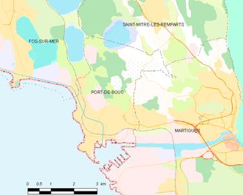 Port de bouc wikipedia - Port de bouc code postal ...