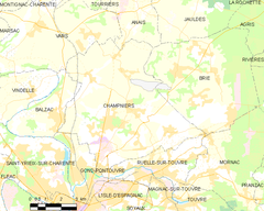 Map commune FR insee code 16078.png