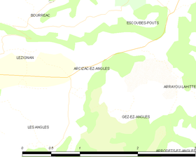 Map commune FR insee code 65020.png