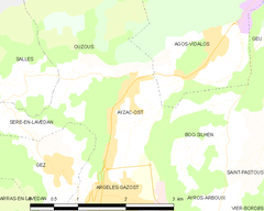 Map commune FR insee code 65056.png