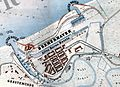 Map of Bremerhaven 1849 2011 11 27 Hochhaus.jpg