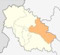 Map of Pernik municipality (Pernik Province).png