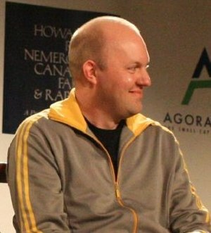 Web browser - Marc Andreessen, inventor of Netscape Navigator