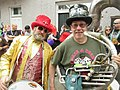 Mardi Gras Day in the French Quarter New Orleans 2018 - Krewe of Kosmic Debris 34.jpg