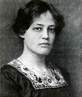 Margaret Staal-Kropholler - Image: Margaret Kropholler