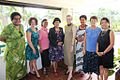 Margaret Twomey hosted a lunch to celebrate International Women's Day March 2015.jpg