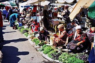 Margilan - Marketplace