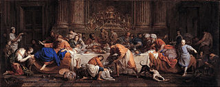 Dinner at the House of the Pharisee