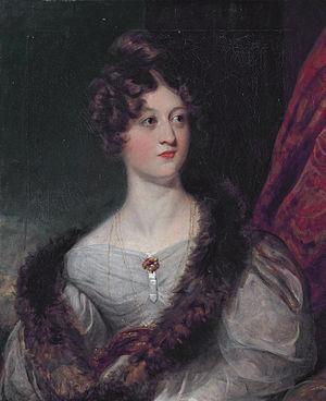 James Talbot, 4th Baron Talbot of Malahide - Maria Margaretta (née Murray), Lady Talbot de Malahide (follower of Thomas Lawrence)