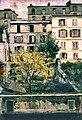 Maria Slavona Häuser am Montmartre.jpg