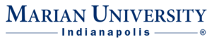 Marian University (Indiana) - Image: Marian University Logo