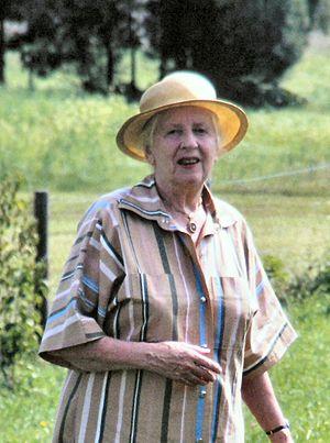 Marie-Louise von Motesiczky - Marie Louise von Motesiczky, 1988