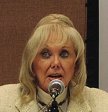 A photo of Marilyn King in 2009