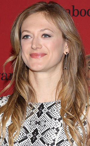 Marin Ireland - Ireland at the 2014 Peabody Awards