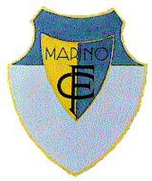 UD Las Palmas - Marino Fútbol Club shield.