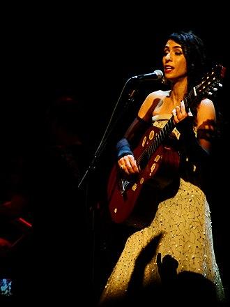 Marisa Monte - Marisa Monte live in 2012.