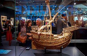 Maritime Museum Rotterdam - Mataró model