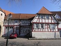Marktplatz in Weinstadt