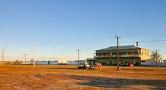 Marree, South Australia - Marree Hotel
