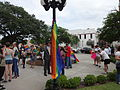 Marriage Equality Celebration, Lowndes County Courthouse 03.JPG