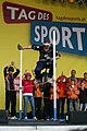 Mary Wegscheider - Tag des Sports 2013 Wien Weltrekordsprung 91cm a.jpg