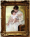 Mary cassatt, la calza (cure materne), 1891 ca. 01.jpg