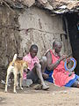 Masai village, Amboseli National Park 2010 14.JPG