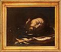 Massimo stanzione, testa del battista, 1600-50 ca.jpg