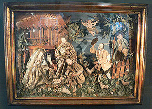 Magnificat (Bach) - Adoration of the Shepherds, Augsburg, around 1730