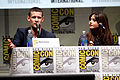 Matt Smith & Jenna Coleman (9362654661).jpg