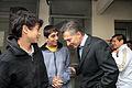 Mauricio Macri inauguró la ampliación del Centro de Formación Profesional de Mataderos (8001028960).jpg