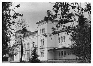 Beechworth Asylum Hospital in Victoria, Australia
