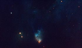 nebulosa di mcneil wikipedia